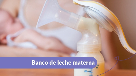 Banco de leche Maternar
