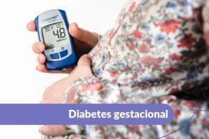 Diabetes gestacional Maternar