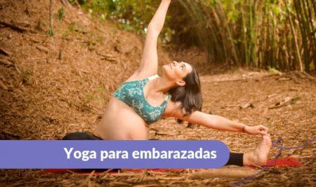¿Puedo realizar yoga para embarazadas?