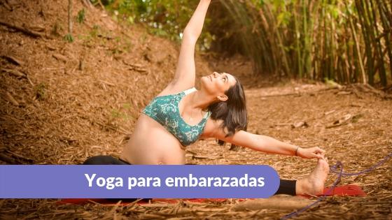 Yoga para embarazadas Maternar