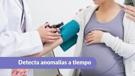 Controles prenatales Maternar