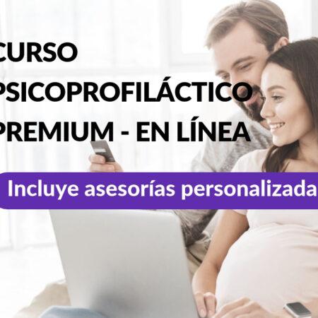 CURSO PSICOPROFILÁCTICO PREMIUM – ONLINE