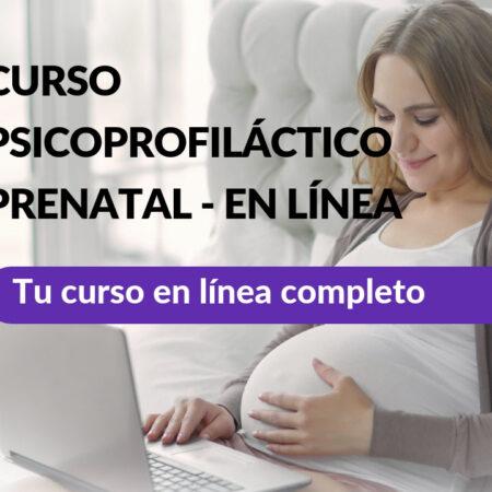 CURSO PSICOPROFILÁCTICO PRENATAL – ONLINE