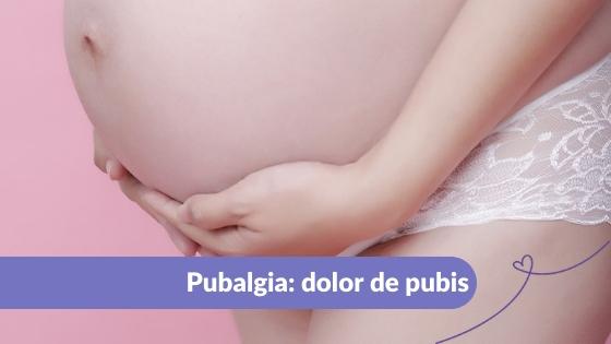 Dolor de pubis Maternar
