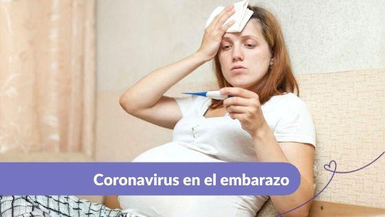 Coronavirus en el embarazo Maternar