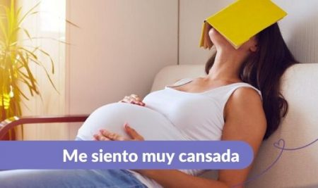 Siento mucho cansancio en el embarazo ¿debería preocuparme?