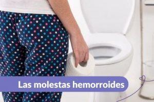 Hemorroides en el embarazo Maternar