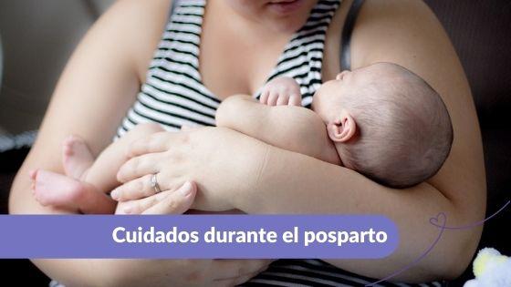 Cuidados posparto Maternar