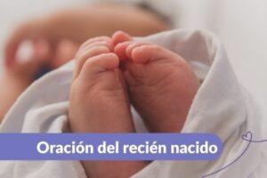 Oración del recién nacido Maternar