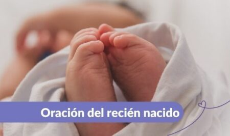 Oración del recién nacido