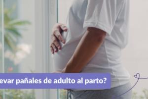 panales adulto al parto